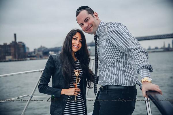 Sam and Yudi
