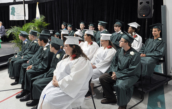 2013 White Oak School Graduation