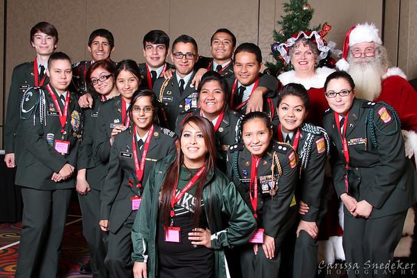 2013 RFD/RPD Children's Christmas Party Volunteers