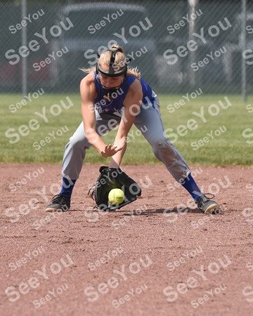 Ballard VS Newell-Fonda Softball