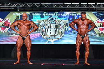 Men's Bodybuilding Masters 40+ LHW