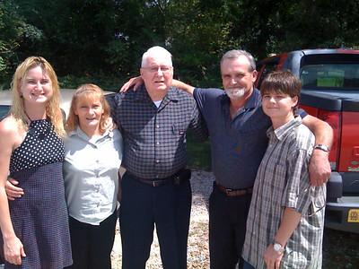 Myron's Family