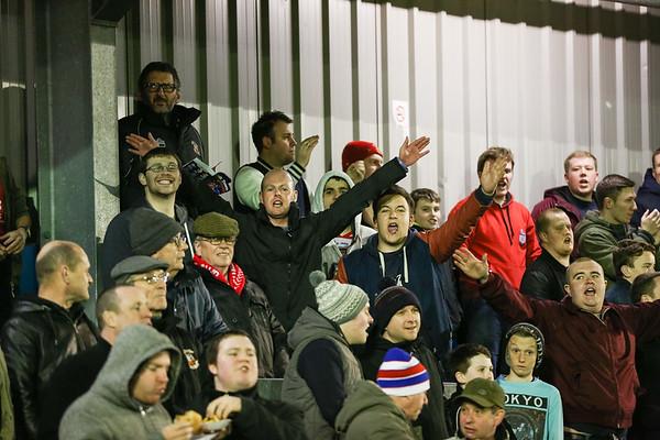 Nuneaton 1 - 0 Tamworth March 2014