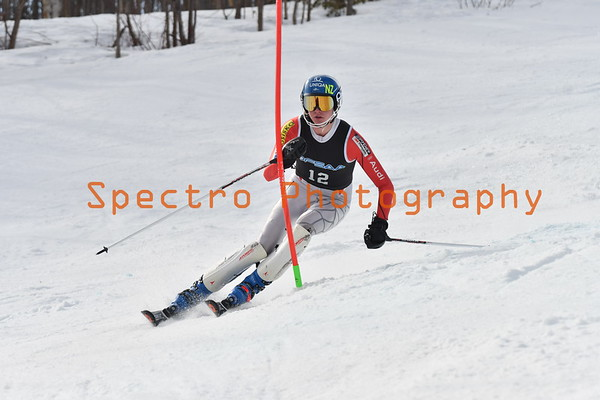 OFSAA Alpine 2017 Slalom Open Boys