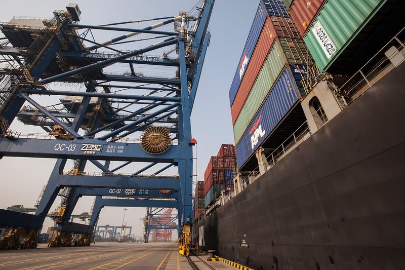 Port of Guangzhou