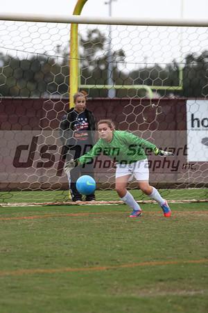 Girls Soccer 11-20-13