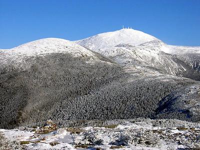 ** Pierce and Eisenhower winter hike: Jan. 22 **