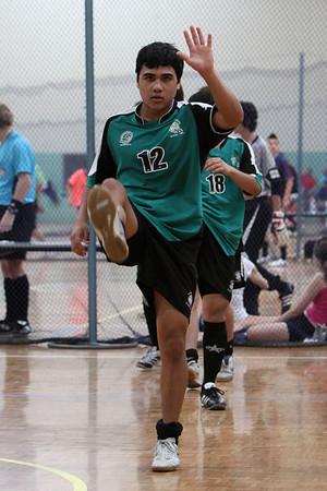 Futsal State Titles 2009 U16s