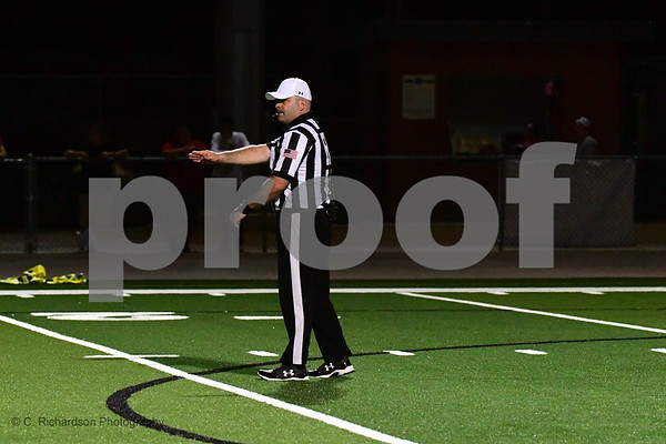 Arcadia VS Coronado Officials 08-17-18