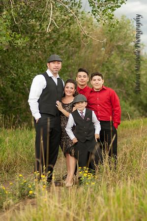 Family of Nina & Dustin