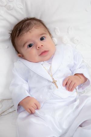 Mateo Roberto's 1st christening