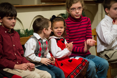 Mary Burnley's 2013 Christmas Program
