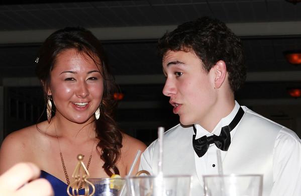 WUHS Prom, 2011