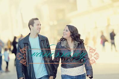 Jillian and Mike Atlantic City New Jersey
