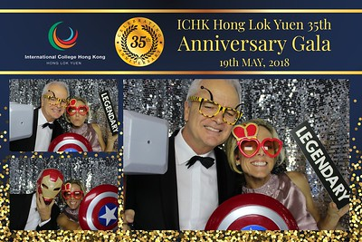 ICHK Hong Lok Yuen 35th Anniversary Gala - 19th May 2018