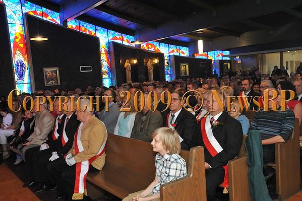 04-26-15 Msza jubileuszowa Klubu Ropczyce