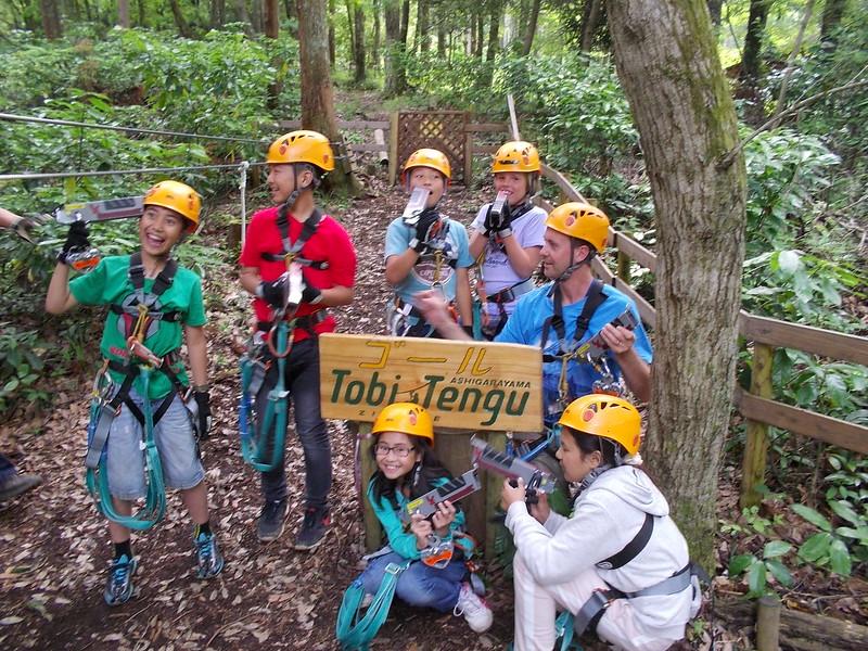 Photo: Tobi Tengu Staff Afternoon Group 1