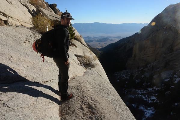 Mt. Whitney November 9, 2014