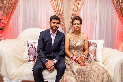 Anand & Ishita