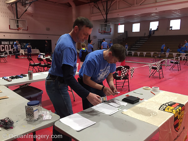 20190209 Falls Church, VA - Pack 1229 Pinewood Derby