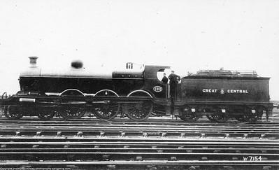 "Robinson Class B5 (GCR Class 8) 4-6-0 ""Fish"" Engines"
