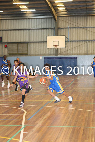 U/14 M3 Blacktown Vs Parramatta 1-8-10