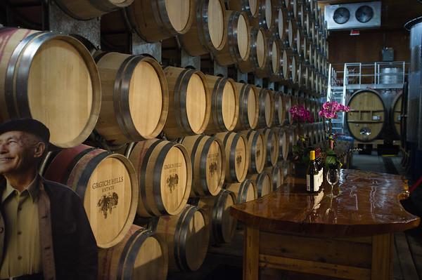 St Helena Wine Tasting