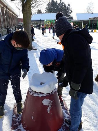 Klas 6: sneeuwpret