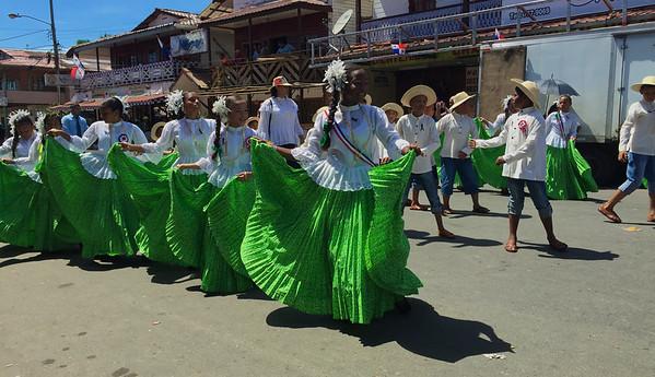 Panamá Independence Fiestas 2015