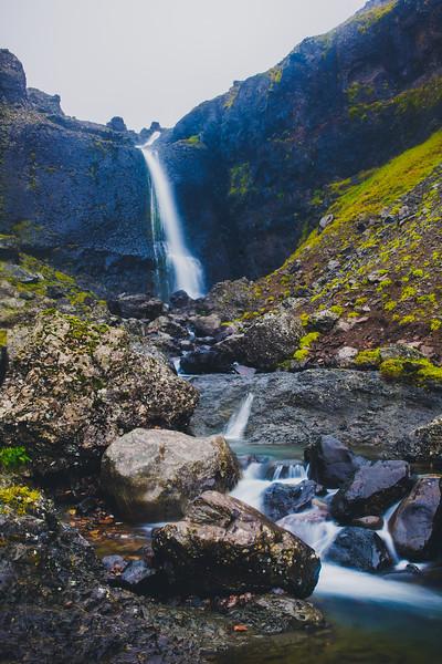 "Somewhere between 64°45'12.404"" N 14°28'54.793"" W and Þjóðvegur, Iceland. Closest I found: https://www.google.com/maps/@64.7347654,-14.4190021,3a,60.3y,248.64h,92.52t/data=!3m9!1e1!3m7!1snzbvqPE_Cu5rBlHSuLZ6Jg!2e0!7i13312!8i6656!9m2!1b1!2i40"