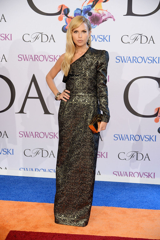 . Rachel Zoe attends the 2014 CFDA fashion awards at Alice Tully Hall, Lincoln Center on June 2, 2014 in New York City.  (Photo by Dimitrios Kambouris/Getty Images)
