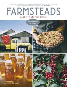 Farmsteads of the California Coast | Gift Ideas for Foodies