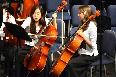 Orchestra and Chorus 2012-2013