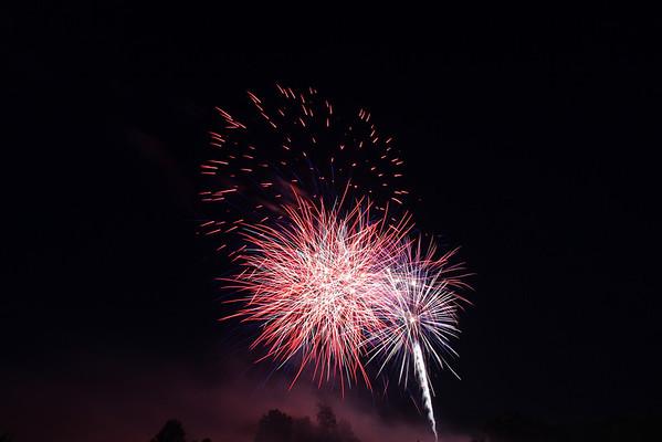 2013 Wentzville Fireworks