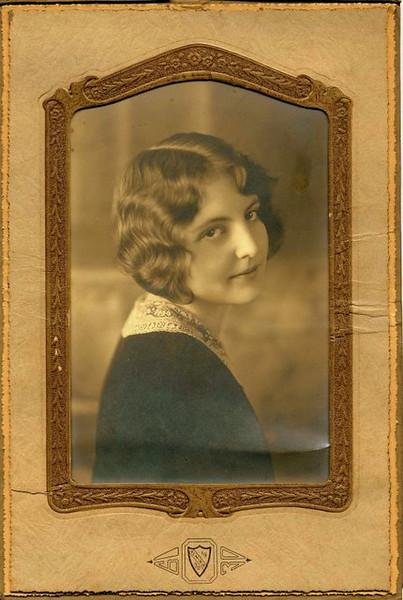 Dorothy Herdrich- May 1930