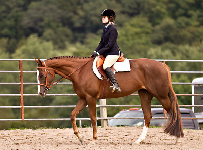 4H Districts 09/17/11 hunt Seat Equitation On The Flats Sr