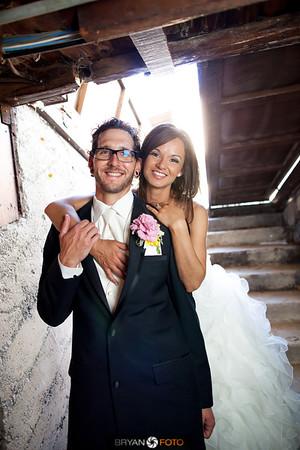 Steven & Nicole Carr Wedding