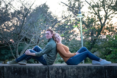 Couples Session: Megan & Bernie