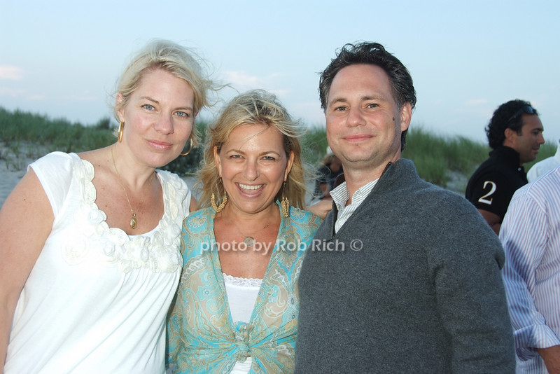 Catherine Nichols, Debra Halpert, Jason Binn photo by Rob Rich © 2008 516-676-3939 robwayne1@aol.com