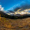 Sunset at The Remarkables - Queenstown Lakes District
