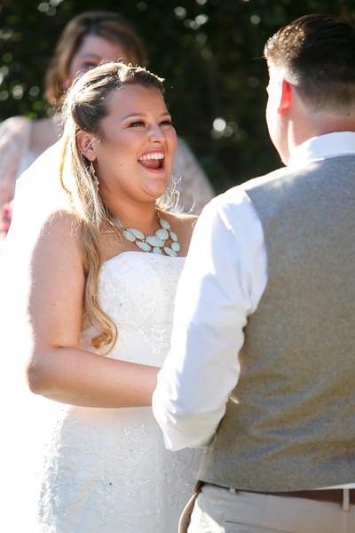 Sara and Tyler - Ceremony