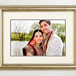 Framed Wedding Photographs