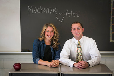 Alex and Mackenzie