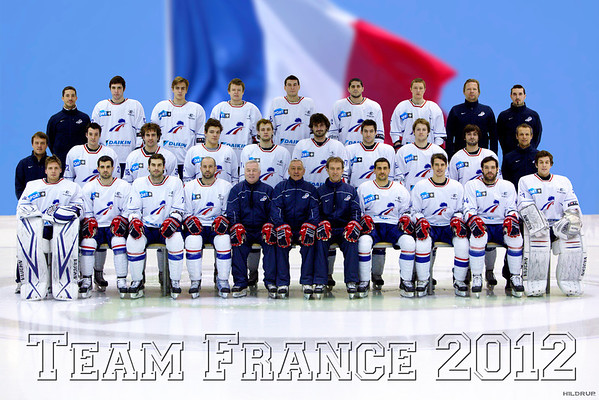 2012 - Team France