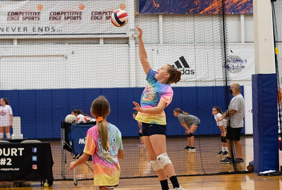 Vollyball Competitive Edge