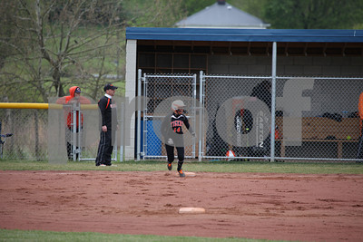 WHS vs Piketon Softball 2012