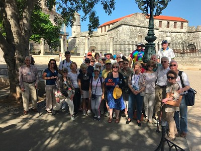 Cavalier Travels: Cuba by Land and Sea January 2017