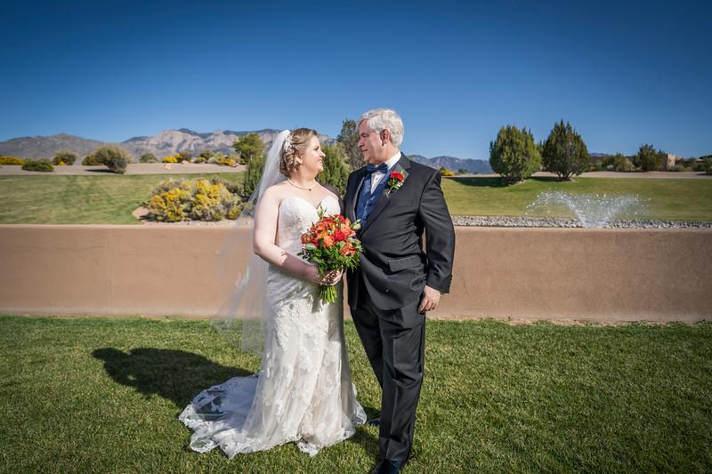 Sandia Hotel Casino New Mexico October Wedding Portraits C&C-9.jpg