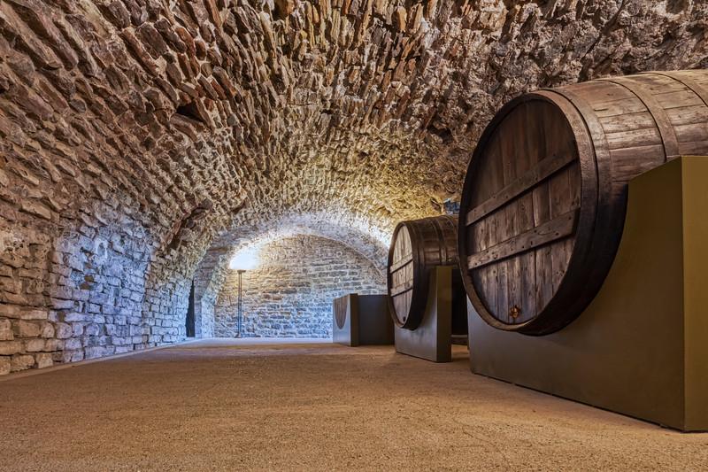 Sant Pere de Casserres, Winery (Catalonia)