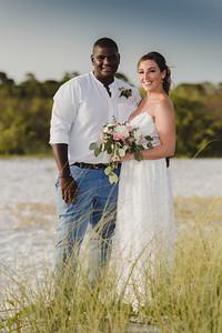 Elizabeth & Kwaundel's Wedding